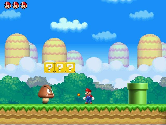 Mario Magic World level2