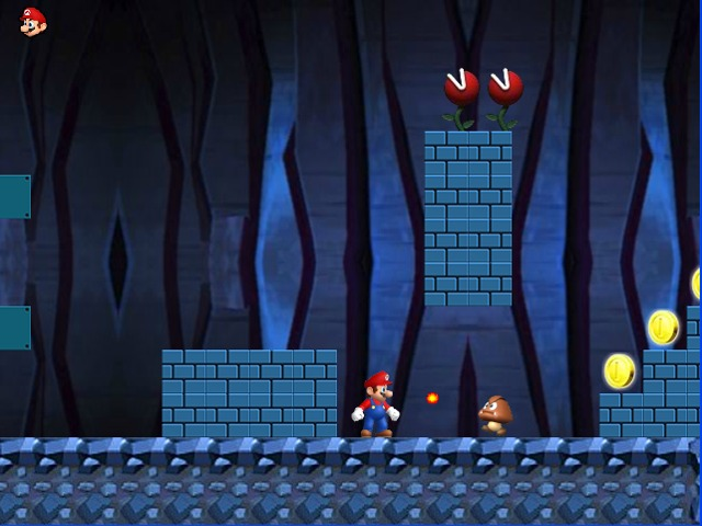 Mario Magic World level3