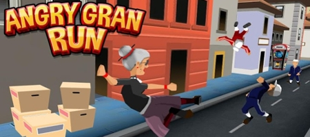 Angry gran run - featured