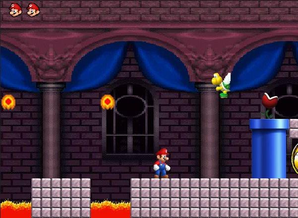 Mario hero level 3