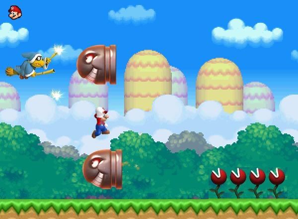 Mario hero level2
