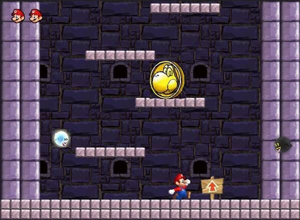 Mario hero level4