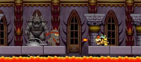 Ninja Ben in Mario world featured