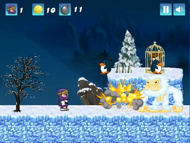 NinjaBeninWinterland_boss_fight