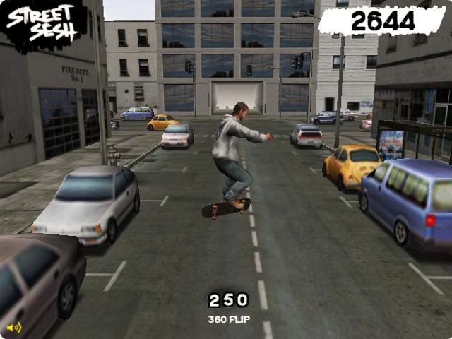 Street Sesh 360 flip