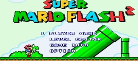 Super Mario flash featured