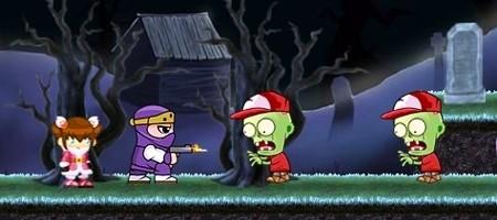 Ninja Ben vs zombies featured