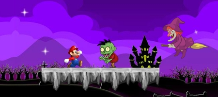 Cursed Mario featured
