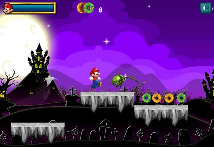 Cursed Mario PrintScreen3