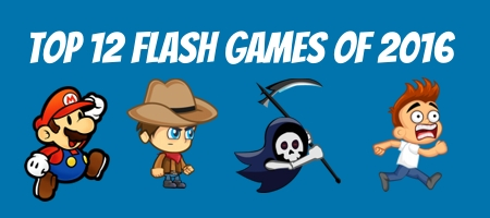 top flash games 2016