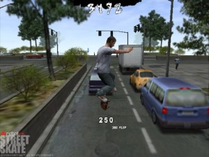 Street Sesh 3 tricks