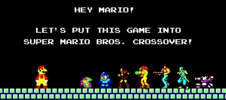 Super Mario Bros crossover featured