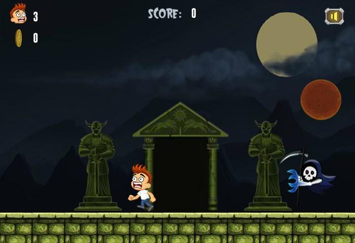Freddy Nightmare Run 2 game boss level
