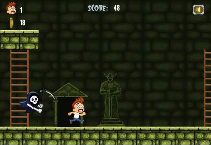 Freddy Nightmare Run 2 game