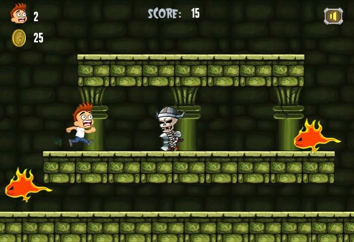 Freddy Nightmare Run 2 screenshot