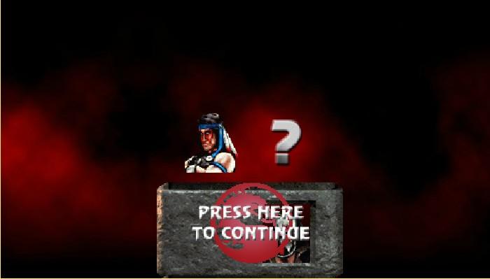 Mortal Kombat Karnage no boss