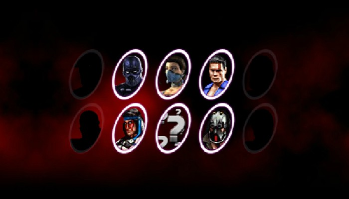 Mortal Kombat Karnage characters