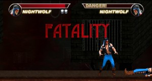 Mortal Kombat Karnage fatality 2