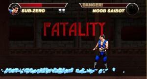 Mortal Kombat Karnage SubZero fatality
