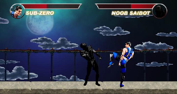 Mortal Kombat 2 Online Fighting Game   SNES Mortal Kombat II