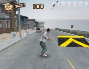 Downhill jam game