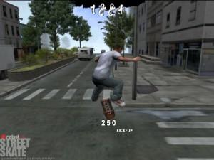 Street Skate game