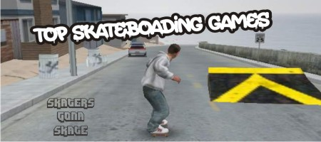 Top skateboarding games