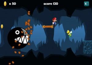 Ultimate Mario Run level2