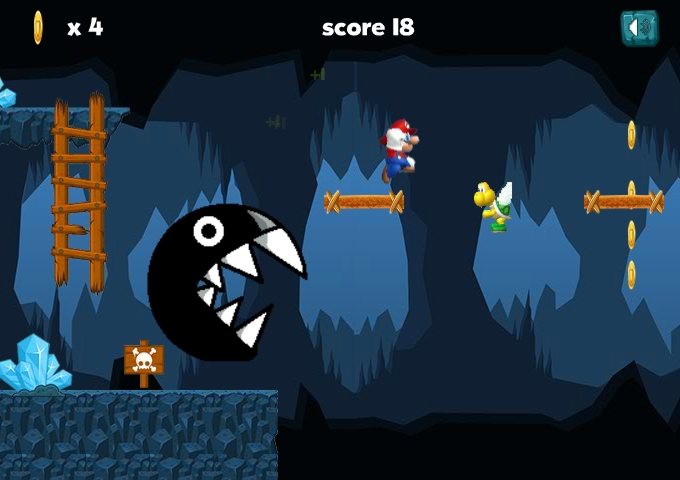 Ultimate Mario Run level3