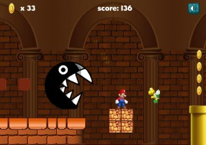 Ultimate Mario Run level5