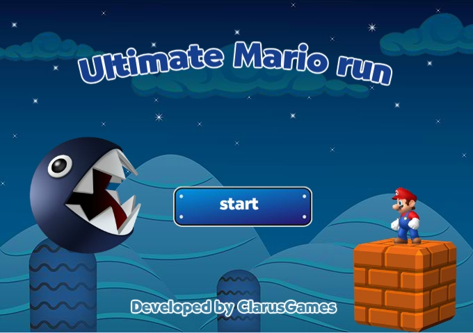 UltimateMarioRun_start