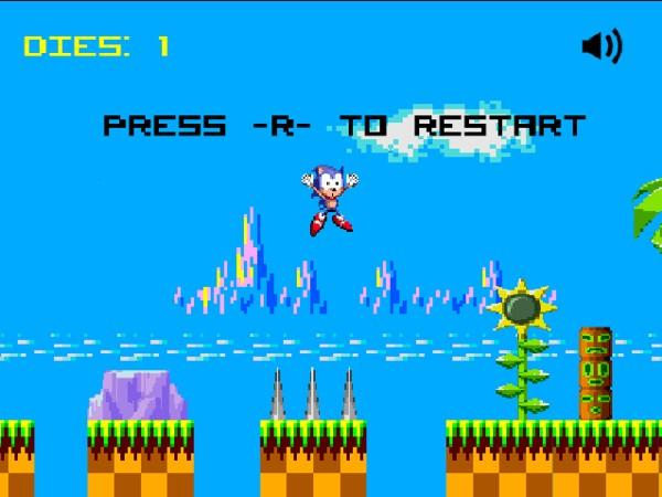 Unfair Sonic