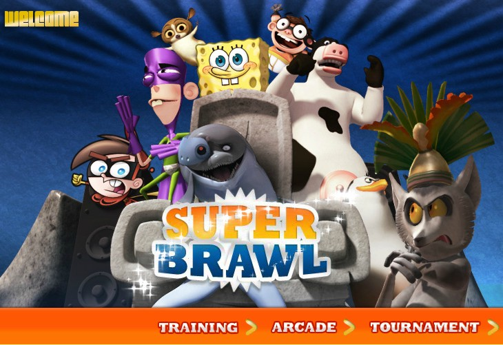 SpongeBob Super Brawl 1