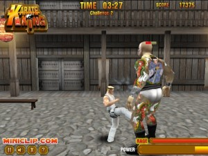 Karate King Boss