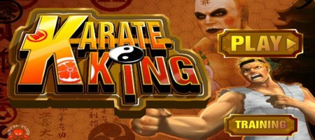 Karate King featured