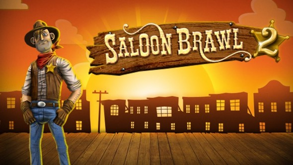 New Saloon Brawl 2