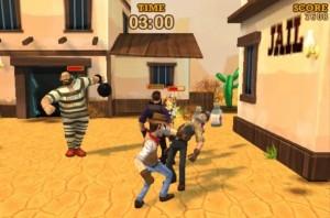 Saloon Brawl 2 fight