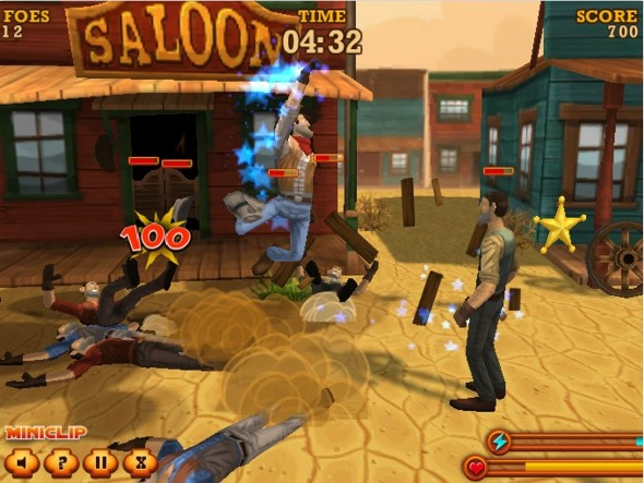 Saloon Brawl 2 review