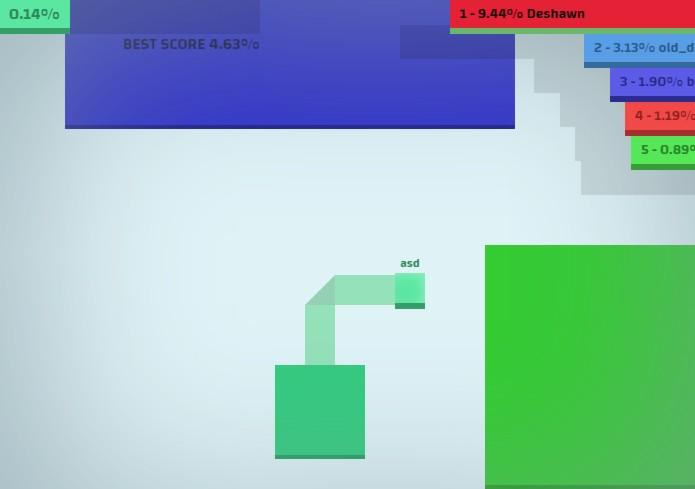 Paper io gameplay