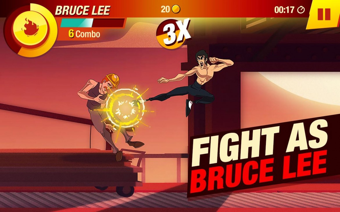 Bruce lee enter the game 2