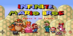 Infinite Mario Bros game review