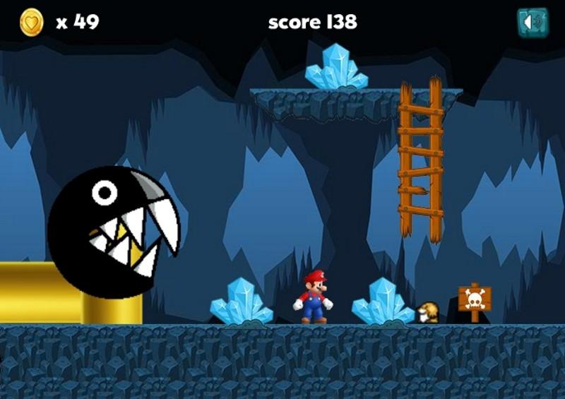 Ultimate Mario Run game