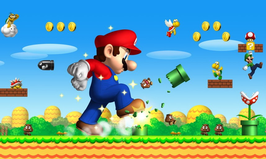 top 10 fan made mario games to play online